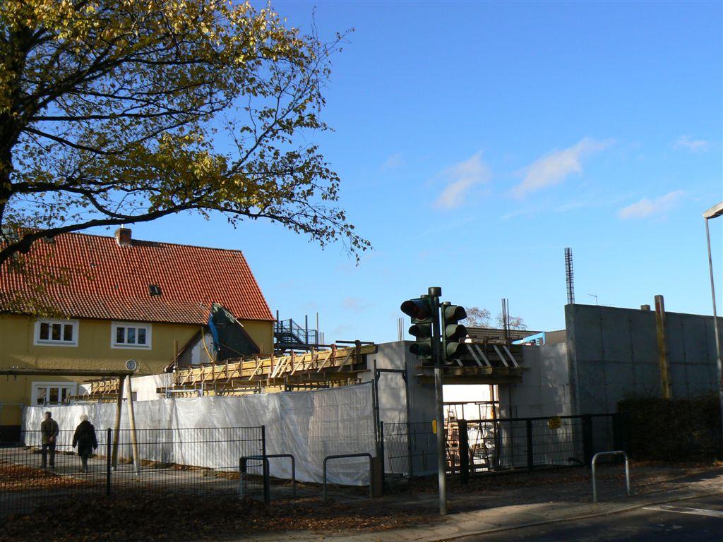 November 2012: Neues entsteht…..